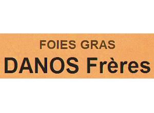 Logo conserverie gastronomique Danos Frères, artisan conserveur