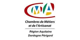 Logo de la Chambre de Métiers et de l'Artisanat Dordogne