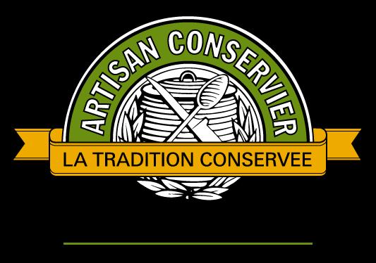 Représentation du logo des Artisans conserviers de Dordogne