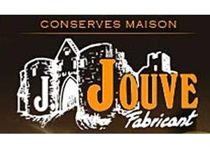 Logo conserverie gastronomique Jouve, artisan conserveur