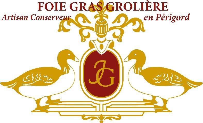 Logo de la conserverie Foie Gras Grolière