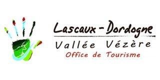 Logo de l'Office de Tourisme Lascaux Dordogne Vallée Vézère