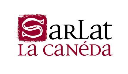 Logo de la Ville de Sarlat la Canéda, en Périgord