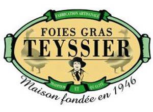 Logo conserverie gastronomique Teyssier, artisan conserveur