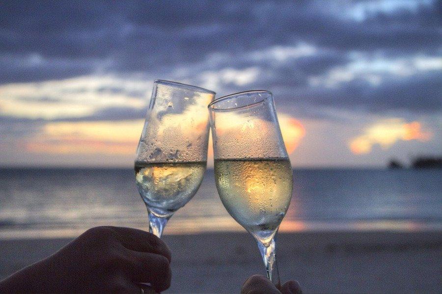 Du vin pour la Saint-Valentin